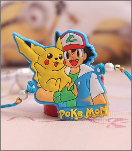 Pokemon Rakhi_Hauterfly