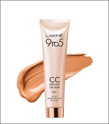 Hauterfly Lakme CC cream
