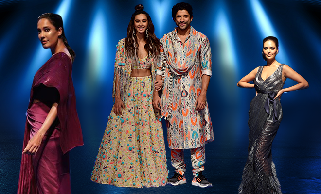 All The Looks That We Loved From Day 1 Of Lakme Fashion Week Winter Festive 2019 Hauterfly