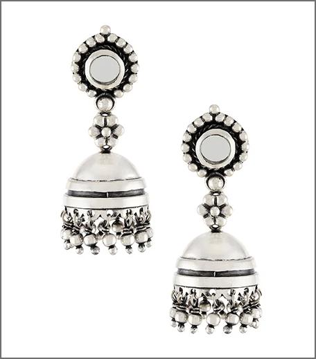 Hauterfly Silver Earrings