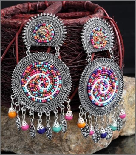 Hauterfly Chandbalis Durga Puja 2019 Colourful