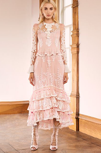 Temperley London London Fashion Week