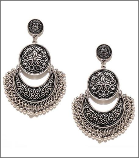 Hauterfly Chandbalis Durga Puja 2019 Silver