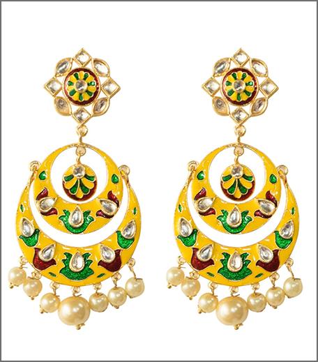Hautefly Chandbalis Durga Puja 2019 Yellow