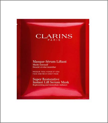 Clarins Sheet Masks