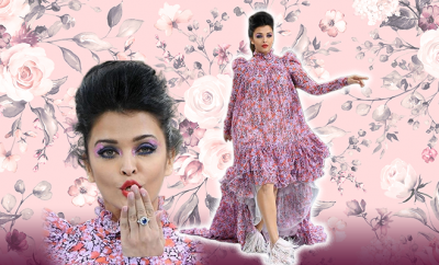 Aishwarya Rai Bachchan Paris Fashion Week 2019