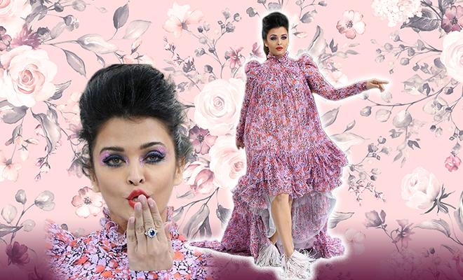Aishwarya Rai Bachchan Paris Fashion Week Debut Was With A Show That Celebrates Women And Motherhood It Was Powerful Hauterfly