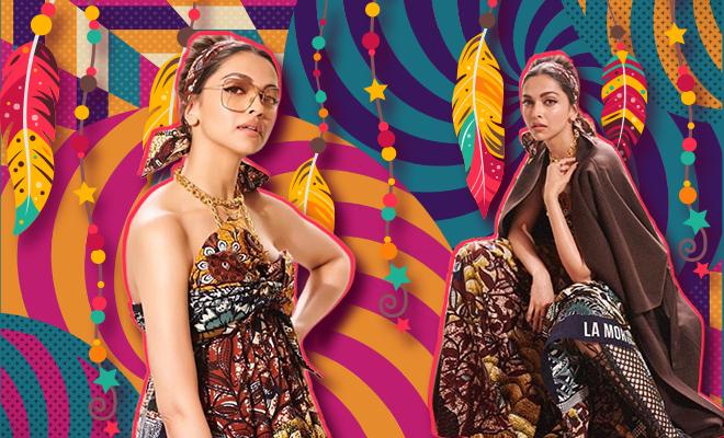 Deepika Padukone Dior Paris Fashion Week