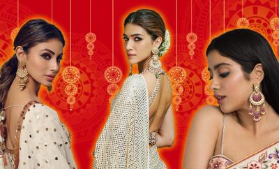 Hauterfly Chandbalis Durga Puja 2019