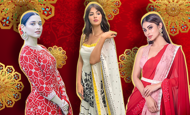 Hauterfly Durga Puja Fashion Trends