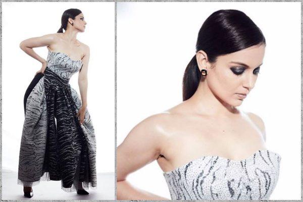 Hauterfly Kangana Ranaut Miss Diva 2019