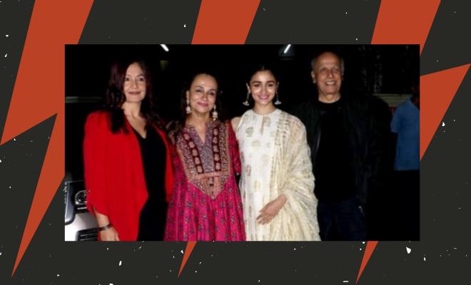 Pooja bhatt talks about Soni Razdan and Mahesh Bhatt's affair 2019