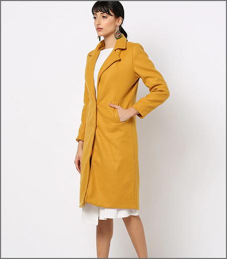 Hauterfly Trench Coat