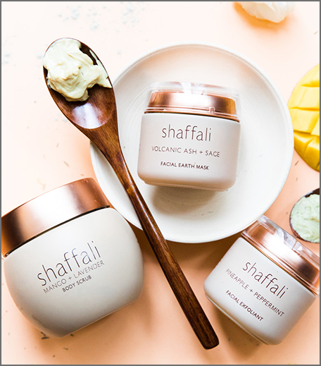 Sheffali pineapple skincare