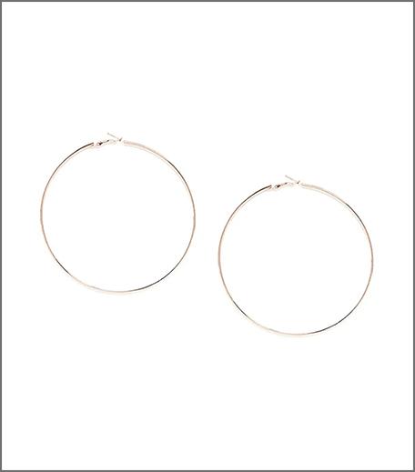 Haterfly Hoop Earrings