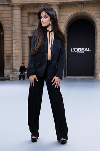 Camila Cabello Paris Fashion Week 2019
