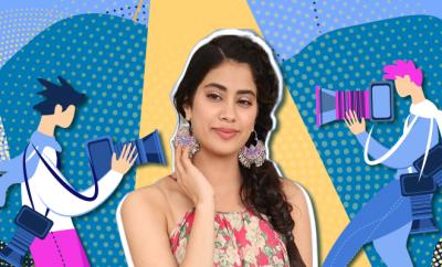 Janhvi Kapoor Paparazzi 2019