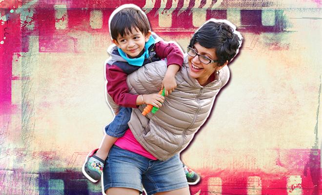 Mandira Bedi motherhood 2019