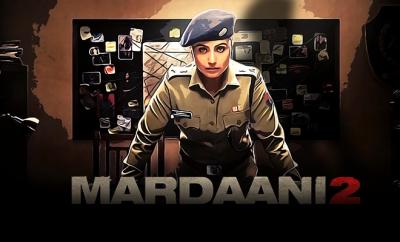 Rani Mukherji Mardaani 2 2019