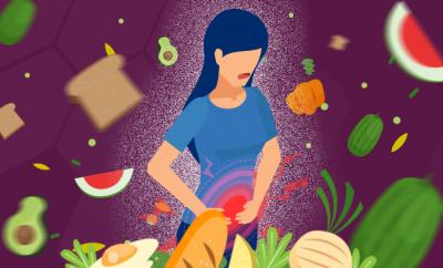 period cramps foods 2019