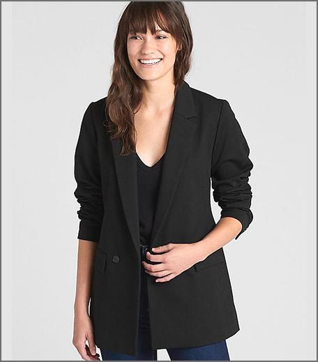Hauterfly black blazer