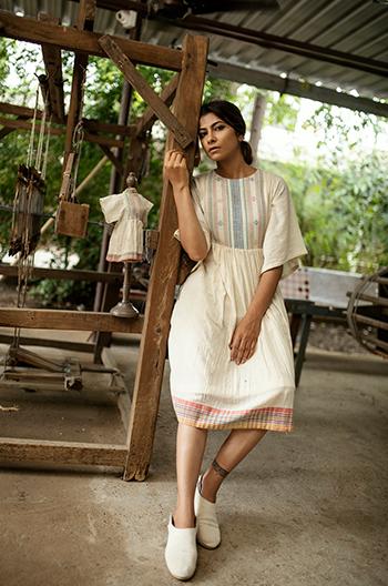 Hauterfly Purvi Doshi Sustainable Fashion