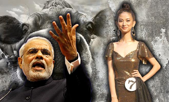 PM Modi Vikuonuo Sachu 2019