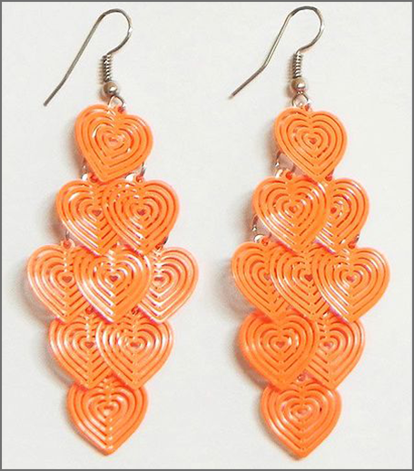 Hauterfly Acrylic Earrings 1