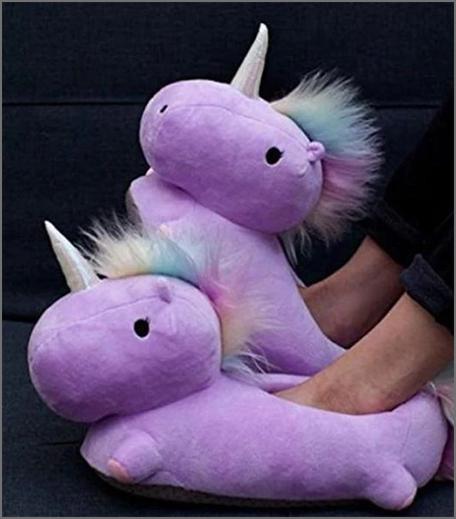 Slippers Unicorn 2019