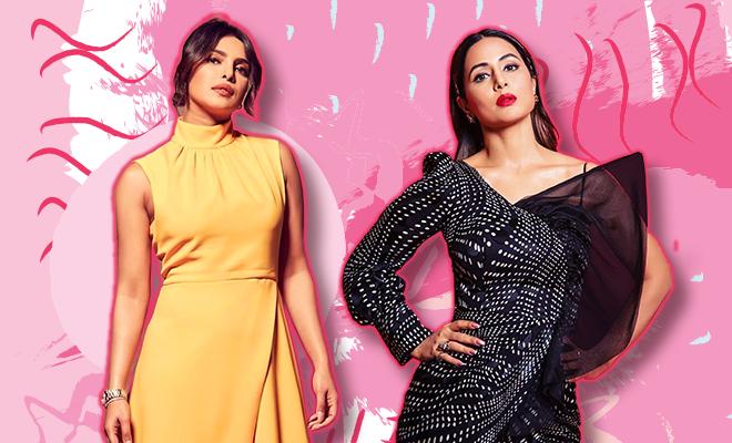 priyanka chopra Hina Khan 2019