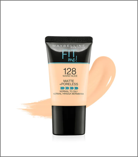 Maybelline Fit Me Foundation India_Hauterfly