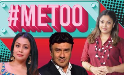 Neha Kakkar Tanushree Dutta