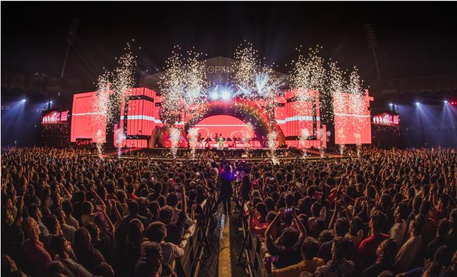 Hauterfly OnePlus Music Festival