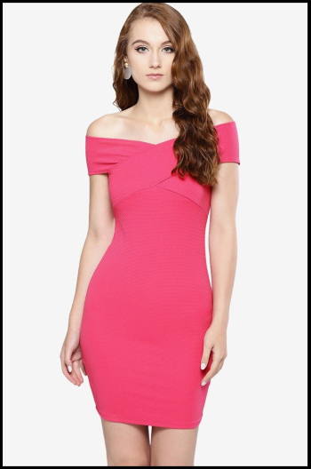 Hauterfly Pink Dresses 2
