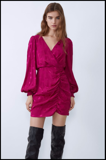 Hauterfly Pink Dresses 4