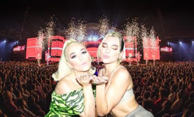 Hauterfly Katy Perry Dua Lipa