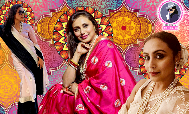 Hauterfly Rani Mukerji Stylist