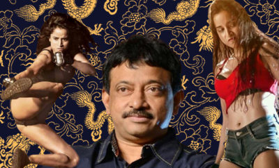 Hauterfly Enter The Girl Dragon Ram Gopal Verma