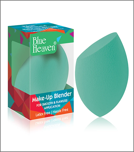 blue heaven beauty sponge review