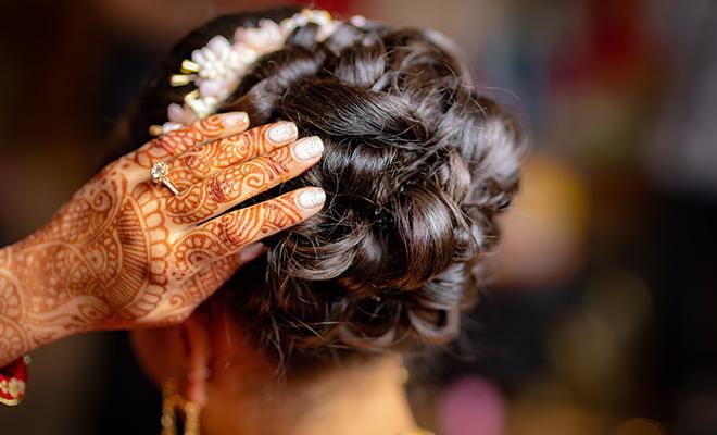 Hauterfly Bridal Hair Care