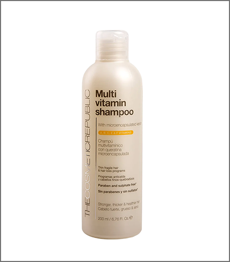 Hauterfly The Cosmetic Republic Multivitamin Shampoo