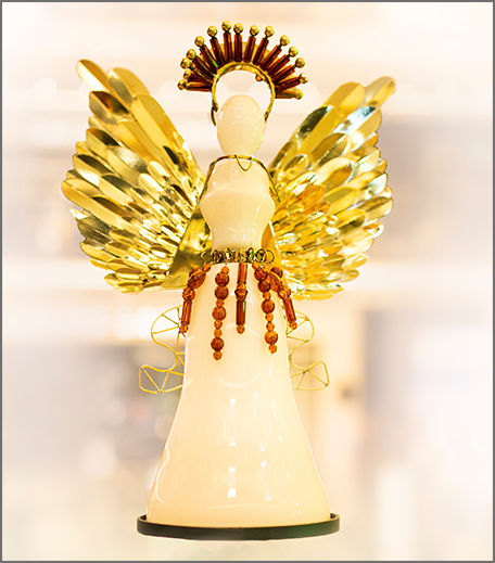 Hauterfly Christmas Gifting Tree Angels