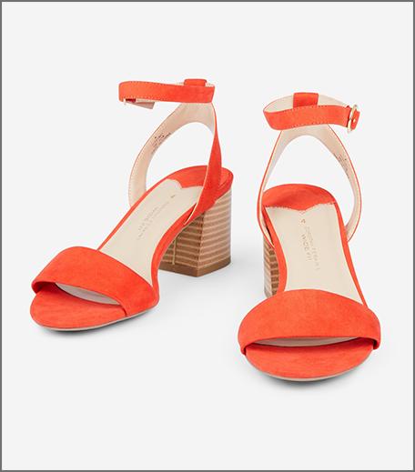 Hauterfly Orange Heels