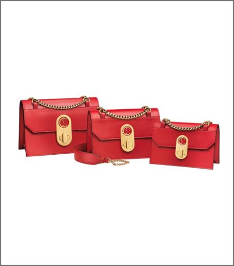 Hauterfly Christmas Gifting Red Sling Bag