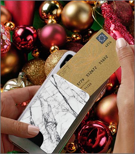 Hauterfly Christmas Gifting PopSockets