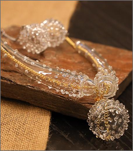Hauterfly Christmas Gifting Glass Jewellery
