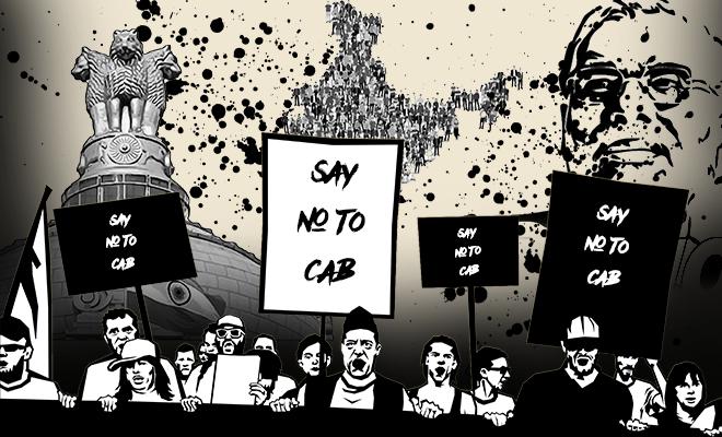 Hauterfly Mumbai CAA Protests