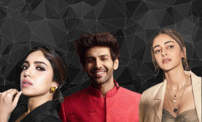 kartik aaryan bhumi pednekar and ananya panday 2019