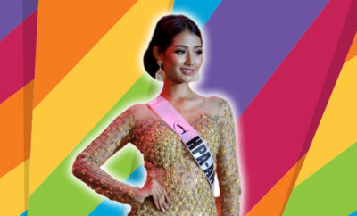 Miss Myanmaar 2019 Openly Gay