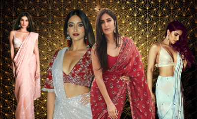 Hauterfly Saree Pallu Styles
